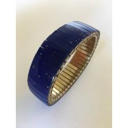 Bracelet extensible turquoise vintage