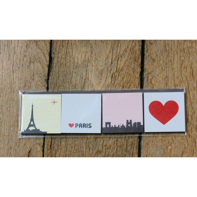 Post-it Paris Paris forever