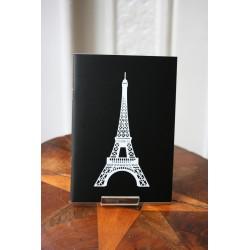 carnet Tour Eiffel à ligne LOFT18