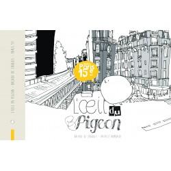 carnet de croquis Paris 15ème
