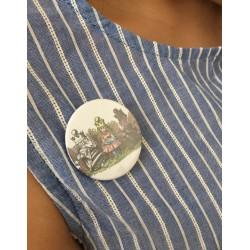 Badge ALICE La reine