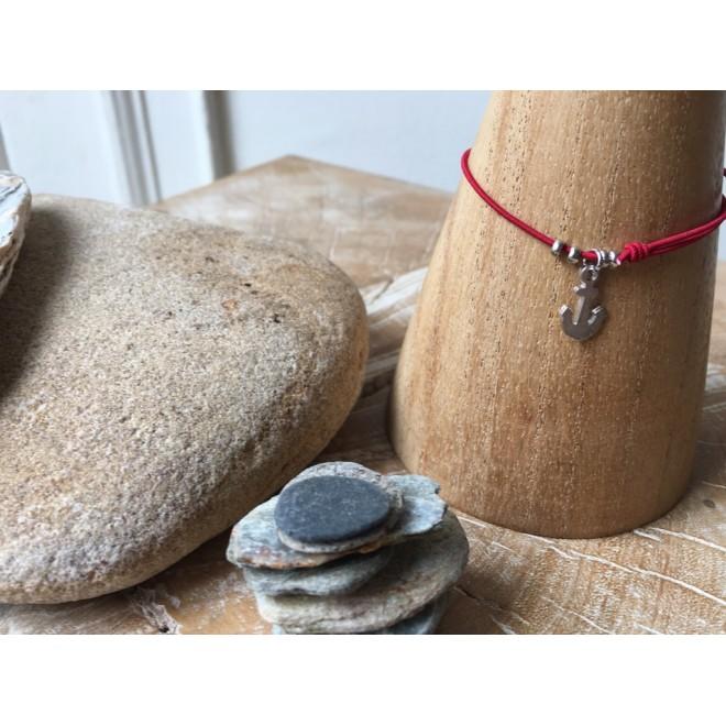 Bracelet NAVY fuschia