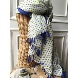 foulard en coton